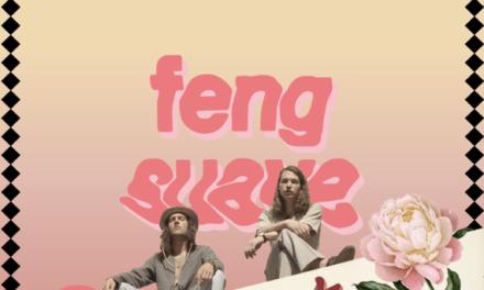 Feng Suave estrena sencillo 'Toking, Dozing'