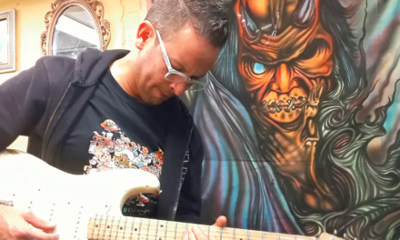 Ruben Sosa-Rubens, representante de la corriente trova-rock