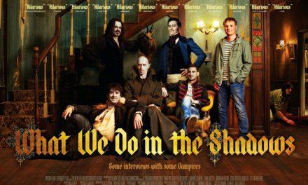 What We Do In The Shadows, una película de vampiros