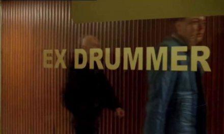 Ex Drummer: punk, sudor y sangre
