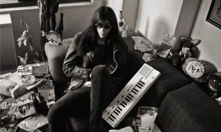 ¡1, 2, 3, 4! Joey Ramone