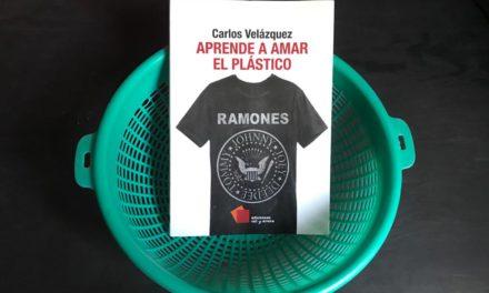 Crónicas duras de Carlos Velázquez.