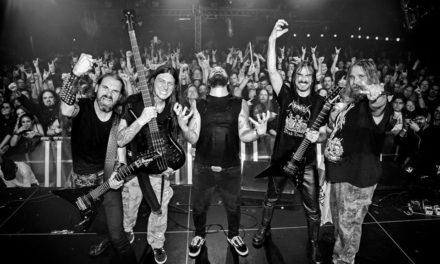Dismember se une al México Metal Fest V