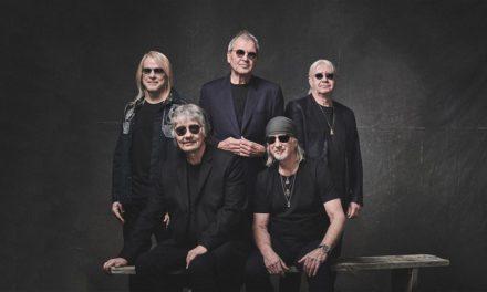 Deep Purple sorprende con «Man Alive»