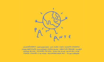 """Pa'lante"" de Salomón Beda feat… un buen de artistas."