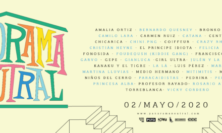 Panorama Neutral un line up con artistas Latinoamerianos