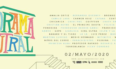 Panorama Neutral un line up con artistas Latinoamerianos