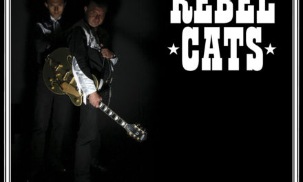 Rebel Cats lanza su LP debut en plataformas digitales