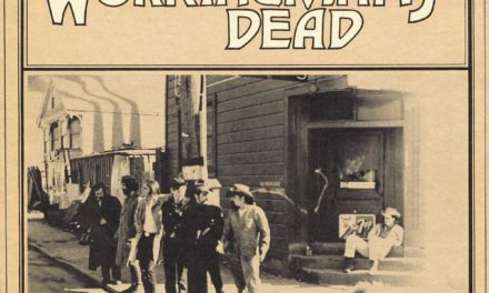 Grateful Dead planea reedición del LP Workingman's Dead
