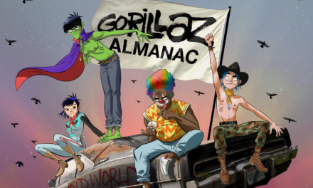 'Gorillaz Almanac', nuevo libro de la banda virtual