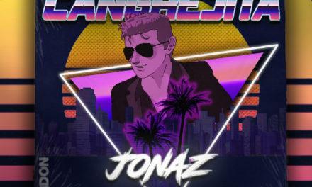 Jonaz  presenta sencillo y video de «Cangrejita»