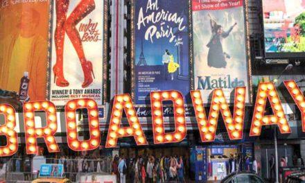 Broadway en la pantalla grande