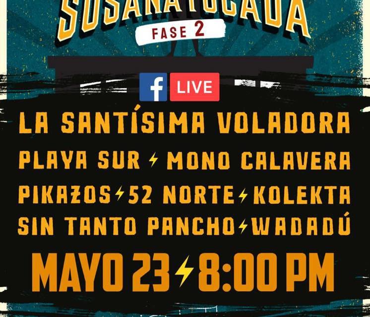 Llegará la segunda edición de 'Susana Tocada'