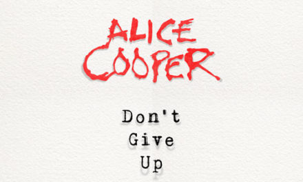 Alice Cooper lanza «Don't Give Up»