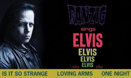 Danzig Sings Elvis: la reunión de dos tipos duros del rock