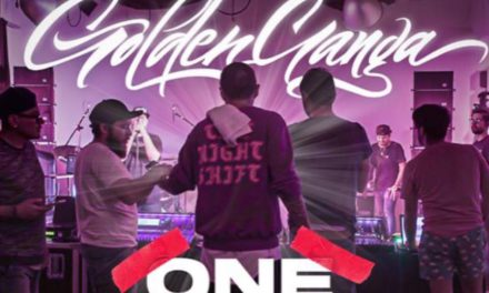Golden Ganga estrena su nuevo álbum «One Take Cuarentena 2020»