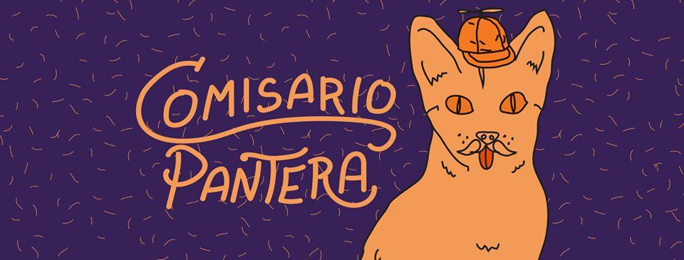 Comisario Pantera estrena 'Cerrar y Abrir' un tributo a Los Tres