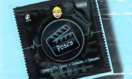«Poses», lo nuevo de Yanjey feat. Genio, Jeduall y Xdrama