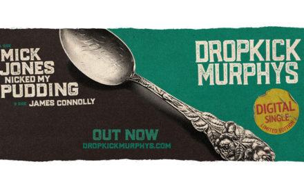 "Dropkick Murphyspresenta el video de ""Mick Jones Nicked My Pudding"""