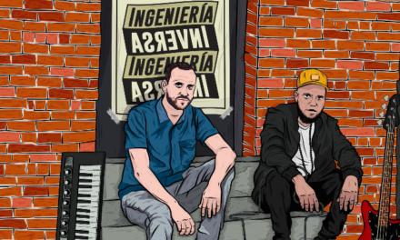 Ingeniería Inversa; nuevo álbum de Hache ST & Andrés Proaño