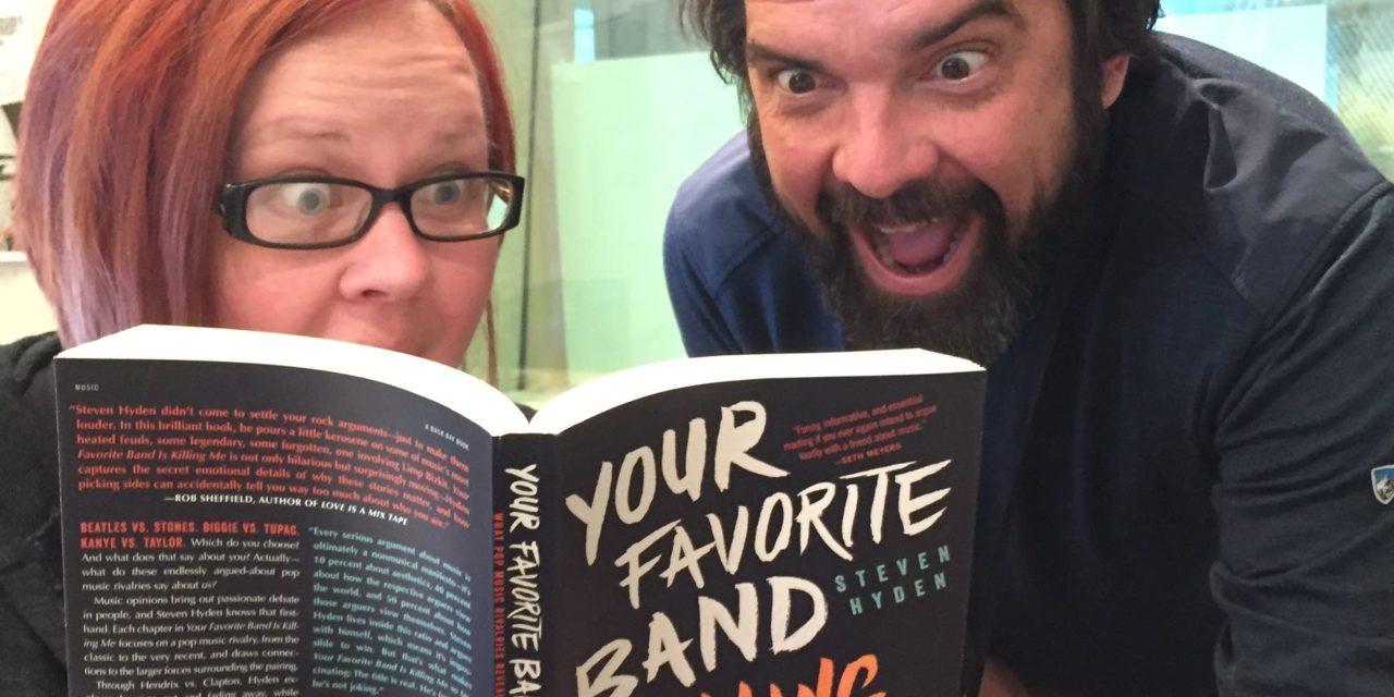 Your Favourite Band Is Killing Me; un libro de músicos para músicos