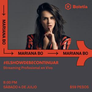 Mariana Bo - OddityNoise