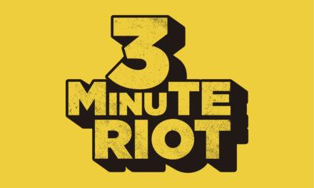 3 Minute Riot presenta su primer sencillo «3MR»