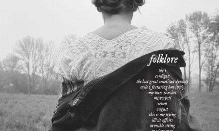 Taylor Swift anuncia nuevo álbum sorpresa llamado folklore