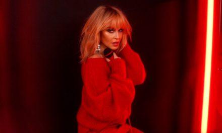 Kylie Minogue se lanzará álbum, escucha un primer adelanto