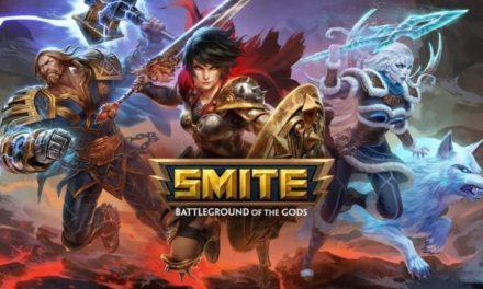 SMITE, el campo de batalla de los Dioses