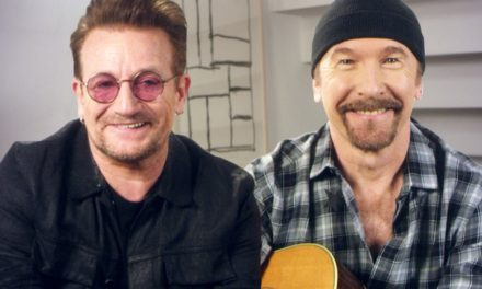 Bono and The Edge hacen cover de «Stairway to Heaven»