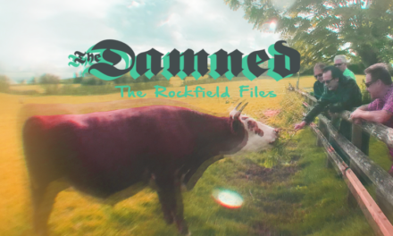The Damned anuncia el EP The Rockfield Files y lanza nueva canción