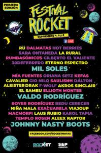 Festival Rocket - OddityNoise