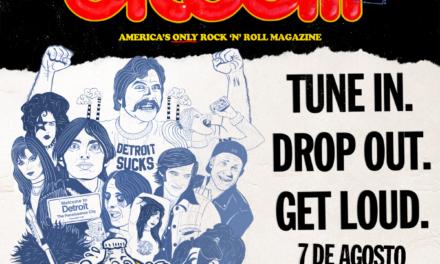 HIPNOSIS presenta Creem: America's Only Rock 'N' Roll Magazine