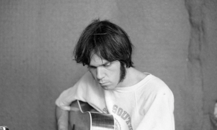 Neil Young reversiona «The Times They-Are-A-Changin» de Bob Dylan