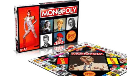 Ahora puedes jugar a Monopoly con David Bowie