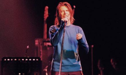Something in the Air: Stream es el nuevo álbum en vivo de David Bowie