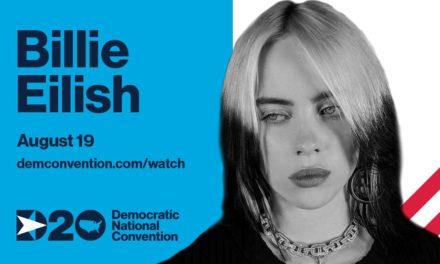 Billie Eilish actuará en la Convención Nacional Demócrata
