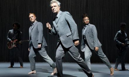 David Byrne muestra primer avance de American Utopia