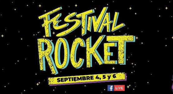 Conoce el line up de la primera edición de Festival Rocket