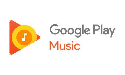 Google Play Music no funciona; sus suscripciones se van a YouTube Music