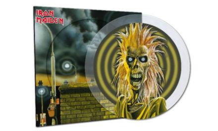 Iron Maiden reeditará su álbum debut para conmemorar su 40 aniversario