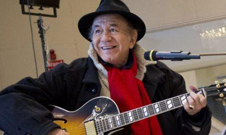 Trini Lopez músico de folk pop muere a los 83 años