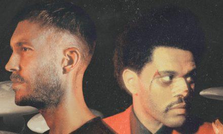"""The Weeknd and Calvin Harris se juntan para crear """"Over Now"""""""