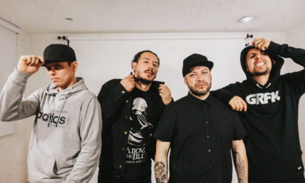Above The Blue lanza «Decidido», nü metal mexicano