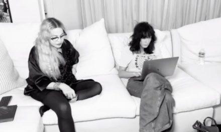 Madonna está escribiendo un guión junto a Diablo Cody