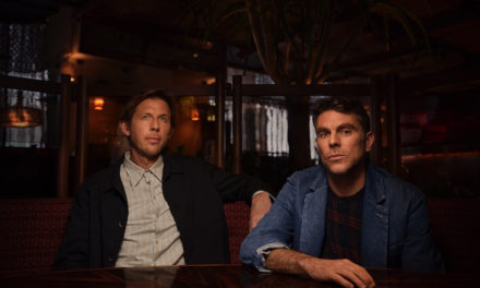 "Groove Armada presenta el sencillo  ""Lover 4 Now"" feat. Todd Edwards"