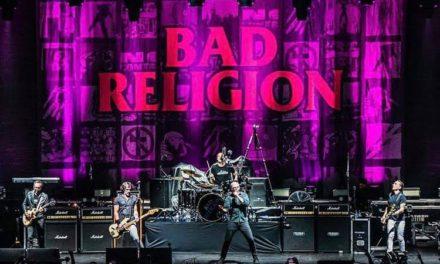 Bad Religion comparte demo de «Lose Your Head»