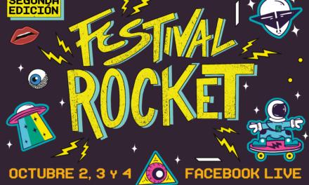 Ya viene la segunda edición del Festival Rocket