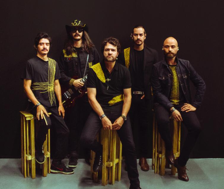 Bengala estrena su primer disco en vivo desde el Plaza Condesa